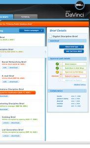 web design resume interaction dell brief builder