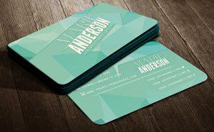 web designer business card web designer business card