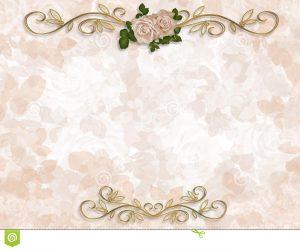 wedding invitation background amazing designes of wedding invitation background