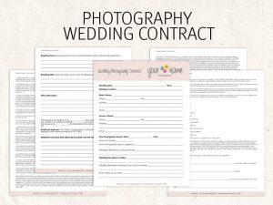 wedding photography contract pdf il fullxfull ojjm