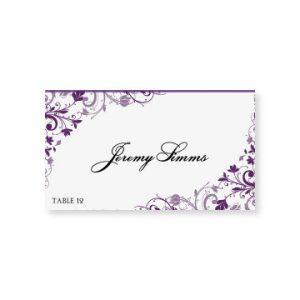 wedding place card template il xn thc