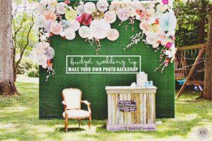 wedding plan templates wedding photo booth background ideas