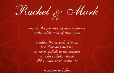 wedding program example wedding invitation templates wi