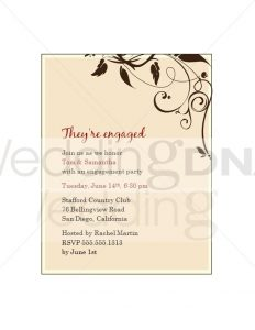 wedding programme design invitation template engagement bjtpi