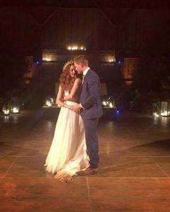 wedding thank you to parents troian bellisario adams wedding gown pics ftr