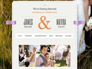 wedding website templates wedding website templates