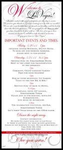 wedding weekend itinerary il xn
