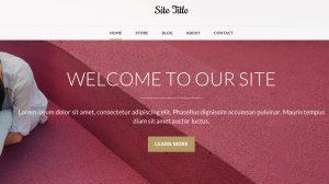 weebly website templates haberdasher