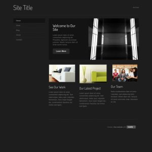 weebly website templates lg