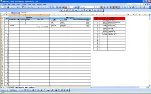 weekly budget printable bill payment calendar