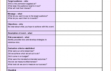 weekly lesson plan template doc event planning templates