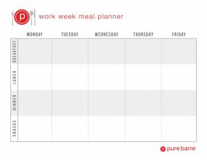 weekly lesson plan template pdf pb daymealplannergraphic vfinal x