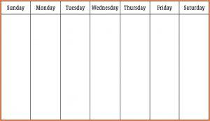 weekly schedule template word weekly calendar template word weekly calendar template weekly calendar yserlw