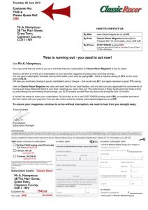welcome letter template example renewal letter