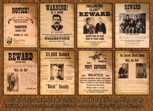 western wanted poster oldwestposters