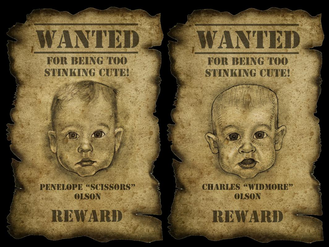western wanted poster