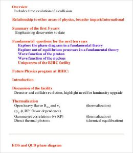 white paper outline white paper outline template