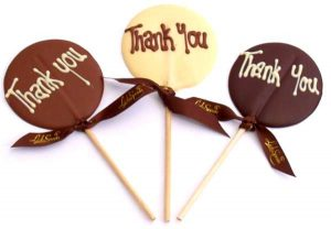 wholesale order form thankyou lollies