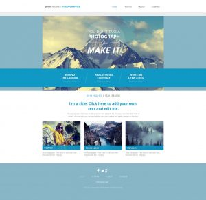 wix websites templates photographer portfolio wix website template original