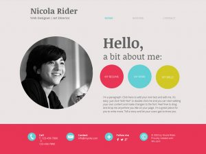 wix websites templates template