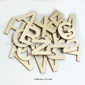 wooden alphabet letters letters pcs lot mm wooden alphabet letters set unfinished unpainted wood letter ct
