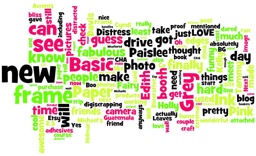 word art design
