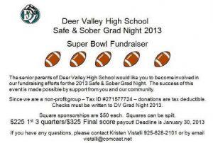 word flyer templates fundraiser super bowl pool