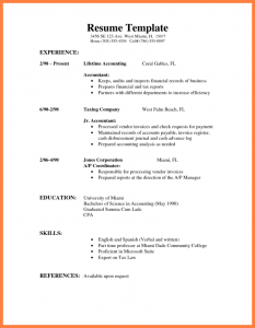 word form template example of simple curriculum vitae resume samples for jobs x