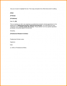 word letter template resignation letter template word hkbqet
