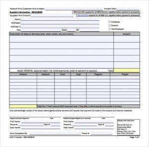 word receipt template accounts payable voucher