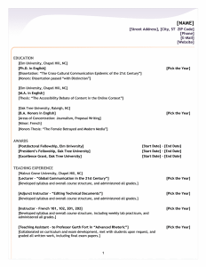 work order template free entry level resume