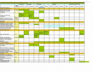 workout calendar free project timeline template excel templatez gallery
