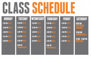 workout schedule template orig