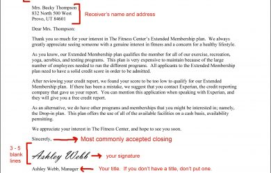 writing a letter format how to write a business letter tkmahf