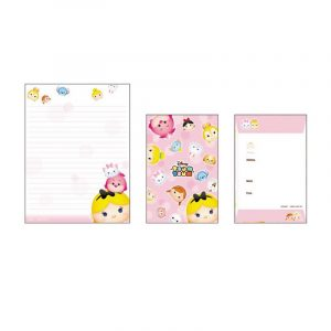writing a reference letter for a friend tsum tsum letter set