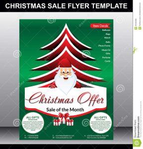 yard sale flyer template sale flyer templatechristmas sale flyer template stock vector image bdrdkf