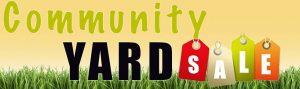 yard sales flyers orig