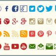 youtube banner design social media icons graphics