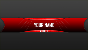 youtube banner template download youtube banner template download image