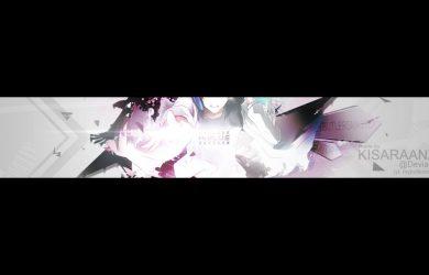 youtube banners x hiatus banner by kisaraanzu dtp
