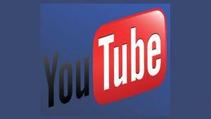 youtube logo template free youtube logo on blue background