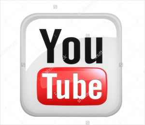 youtube logo template youtube logo for download